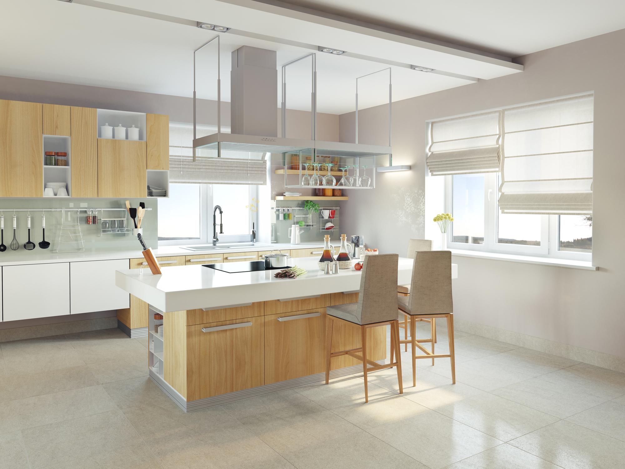 Modne kuchnie, czyli dobry design i ponadczasowość!  Domolubni pl -> Nowoczesna Kuchnia Najnowsze Trendy W Projektowaniu