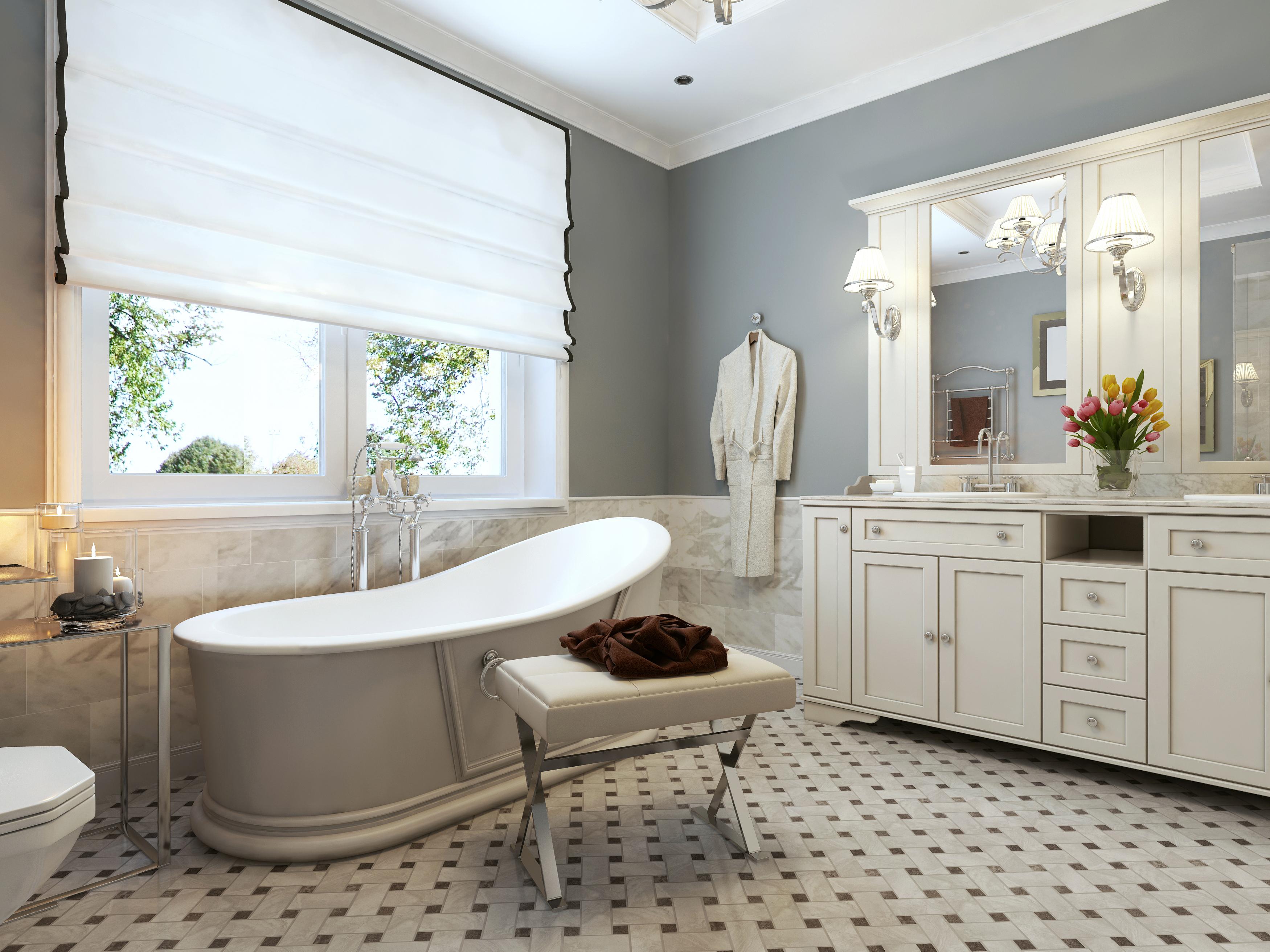 łazienka W Stylu Prowansalskim Francuska Elegancja