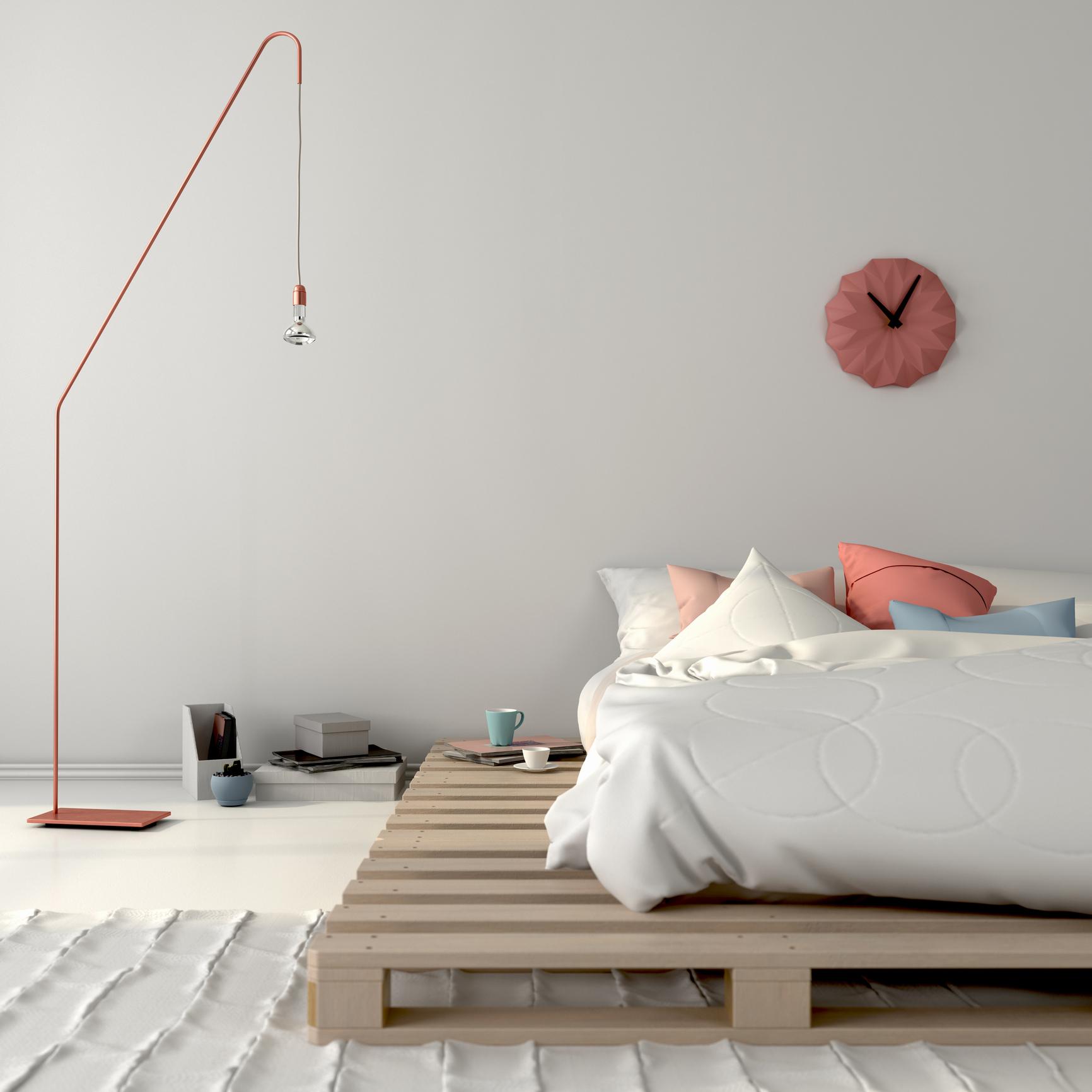 łóżko Z Palet Diy Zestawienie Najmodniejszych Pomysłów