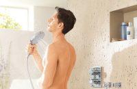 Bateria termostatyczna podtynkowa
