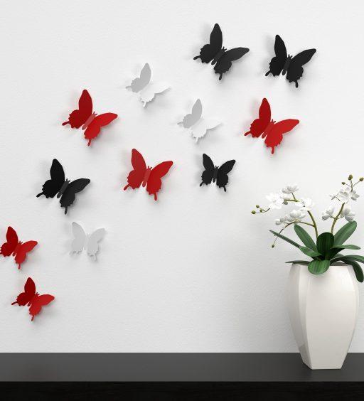 5 pomysłów na dekoracyjne wzory na ścianę