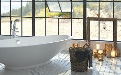 Łazienka w stylu skandynawskim – prosto i przytulnie