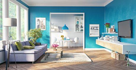 Aranżacje wnętrz – 5 kroków do pięknego mieszkania