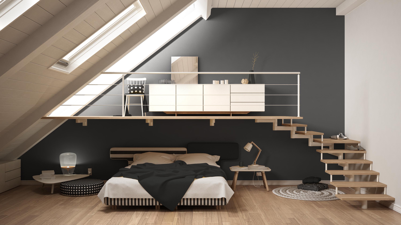 Scandinavian Home Antresola Czy Sprawdza Się W Każdych Wnętrzach