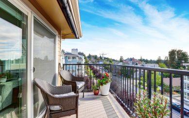 Top 5 sposobów na odświeżenie balkonu po zimie