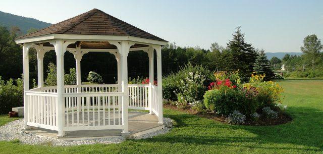 Altana ogrodowa – budowa krok po kroku