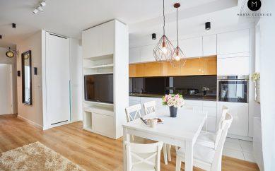 [Architekci prezentują] Urządzamy funkcjonalne mieszkanie na warszawskim Bemowie!
