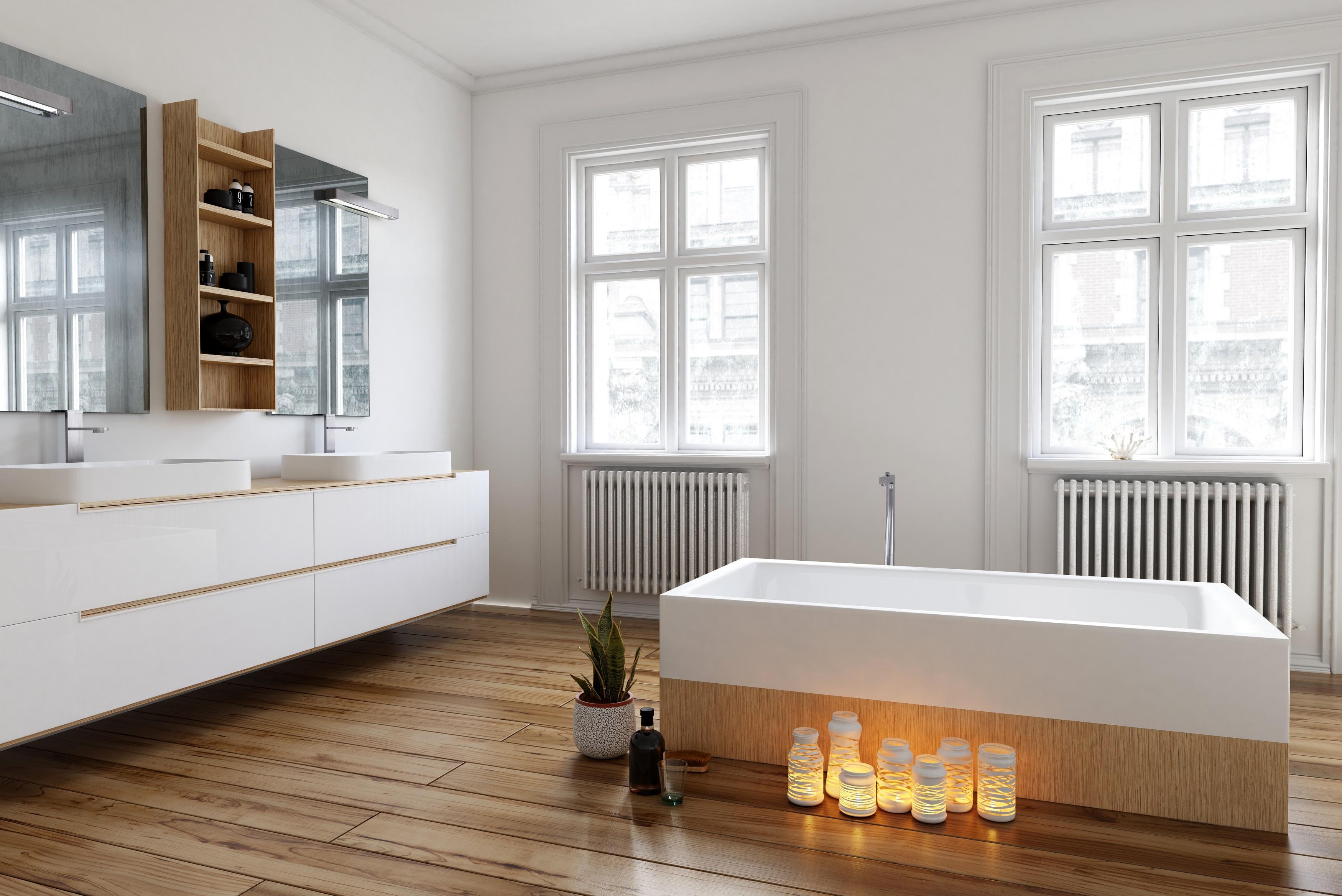 Drewno W łazience Nie Wahaj Się Naprawdę Warto