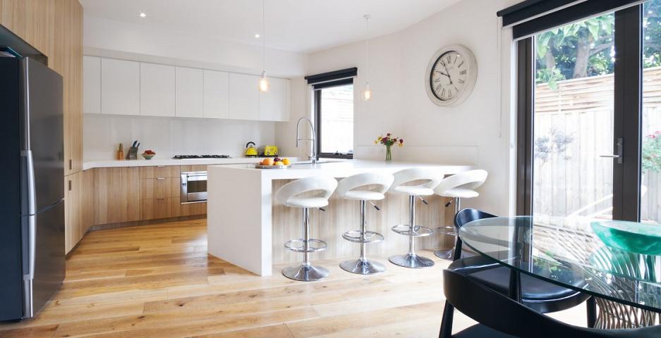 Hoker W Kuchni Krzesło Użytkowe Czy Dekoracja Wnętrza