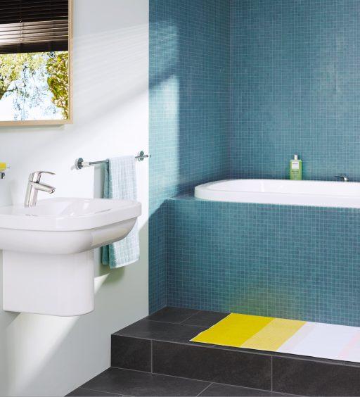 Aranżacja łazienki w bloku – mała powierzchnia to nie problem!