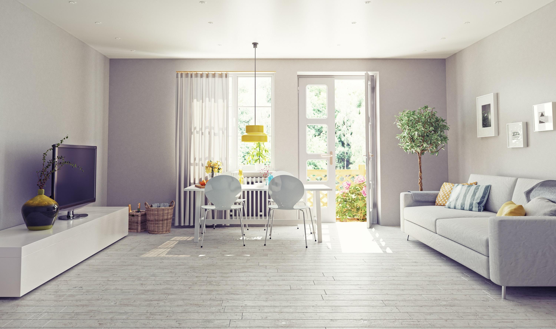 aranżacja salonu w stylu nowoczesnym domolubnipl