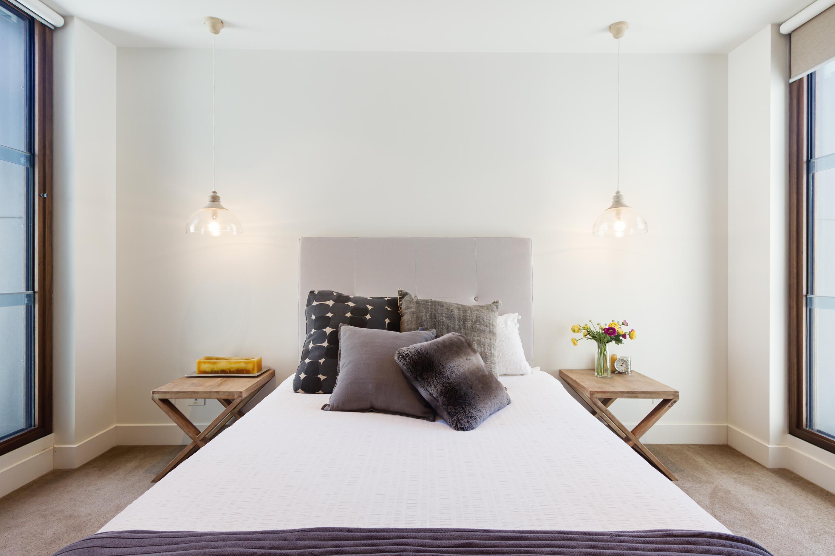 Mała Sypialnia Urządzona W Wielkim Stylu Najlepsze Pomysły