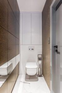 stelaż podtynkowy w łazience