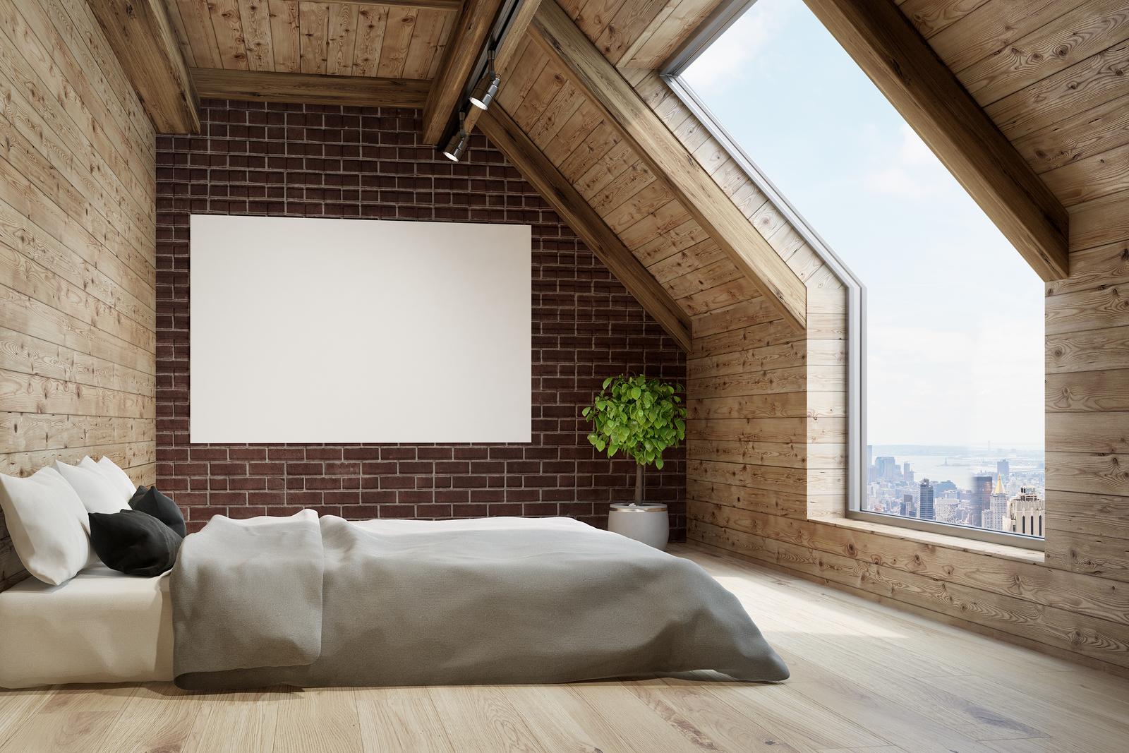Sypialnia Na Poddaszu Sprawdź Jak Funkcjonalnie Ją Urządzić