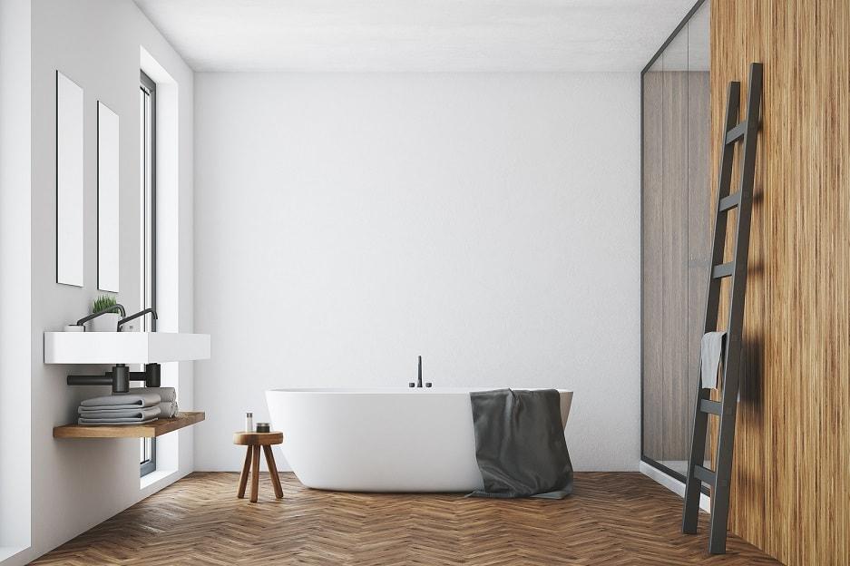 Top 5 łazienka Bez Płytek Tymi Materiałami Możesz Ją Wyłożyć