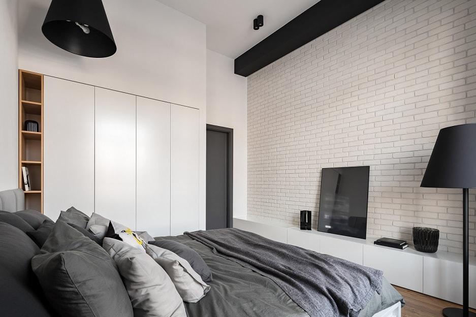 łóżko W Szafie To Sprytne Rozwiązanie Do Małych Pomieszczeń