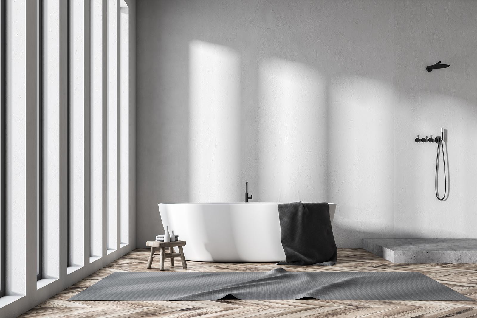 Dywaniki łazienkowe Mała Metamorfoza Na Każdą Kieszeń