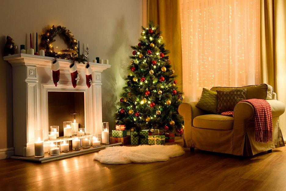 Lampki Choinkowe Jak Ozdobić Nimi Wnętrza Na święta