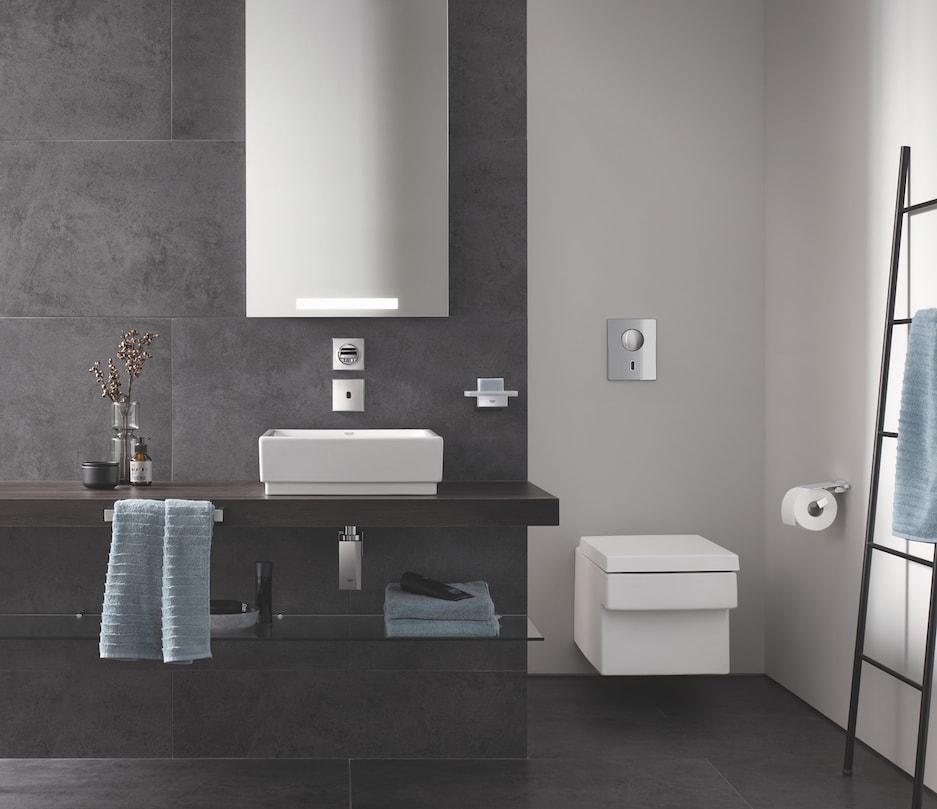 akcesoria w łazience